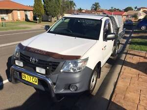 2011 Toyota Hilux Ute Liverpool Liverpool Area Preview