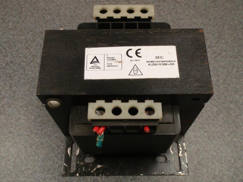 ALLEN BRADLEY 1497-E-BASX-0-N SER A 0.250 KVA  INDUSTRIAL CONTROL TRANSFORMER