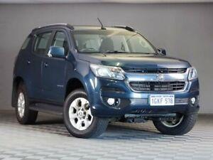 2017 Holden Trailblazer RG MY18 LT Blue 6 Speed Sports Automatic Wagon
