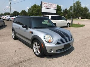 2010 MINI Cooper Clubman  *6 speed manual*