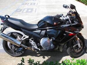 2008 Suzuki GSX650F in Excellent Condition with Low Klm's Blacktown Blacktown Area Preview