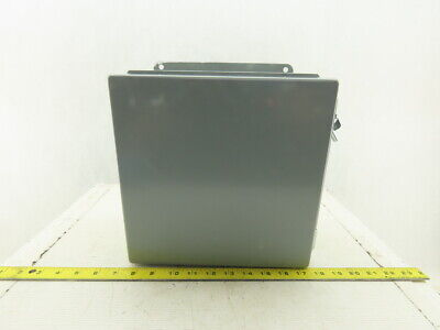 Hoffman A10106ch 10 X 10 X6 Type 1213 Electrical Enclosure Junction Box