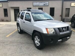 2007 Nissan Xterra 4WD 4dr AUTOMATIC SE,CERTIFIED,SERVICE RECORDS