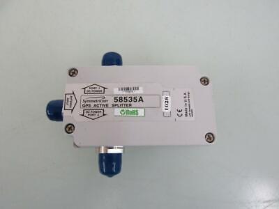 Symmetricom 58535a Gps Active 3-way Splitter