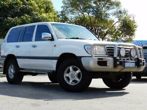 2005 TOYOTA LANDCRUISER 100 GXL ** FACTORY 4.2 TURBO DIESEL ** 1HD-FTE ENGINE** AUTOMATIC ** ALLOY B