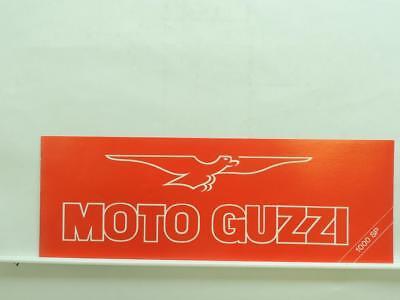 1984 Moto Guzzi 1000 SP Brochure B1033 for sale  Shipping to Ireland