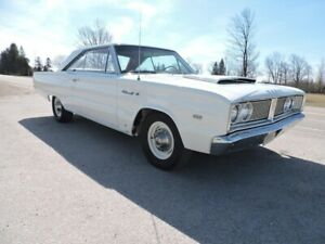 1966 Dodge Coronet 426 Hemi. 4 speed. Dana. Rust free