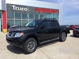 "2016 Nissan Frontier PRO-4X Like New 4x4 2"""" Lift"