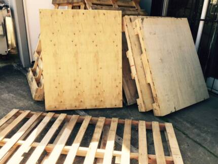 Wooden Pallets - new - various sizes Alexandra Headland Maroochydore Area Preview