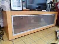 Lowboard TV-Board Kommode mit Glastür Nordrhein-Westfalen - Viersen Vorschau