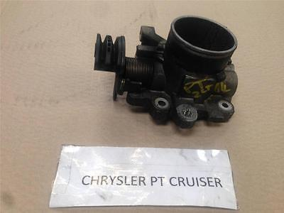 CHRYSLER PT CRUISER 2.0LT THROTTLE BODY BODY