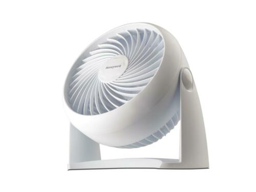 Honeywell TurboForce Electric Table Air Circulator Fan, HT-904, White