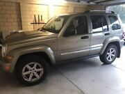 2006 Jeep Cherokee Limited Auto 4x4 Canning Vale Canning Area Preview