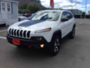 2015 Jeep Cherokee Trailhawk