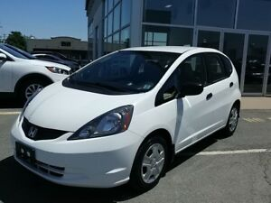 2014 Honda Fit DX-A Auto Low Kms $57 weekly OAC