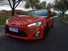 2013 Toyota 86 GTS MY2014 - Only 19,000Km, 6 Speed Manual West Moonah Glenorchy Area Preview