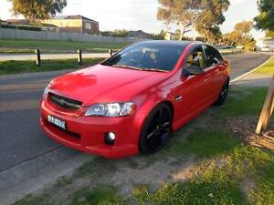 "HOLDEN SV6 TAIL LIGHTSS 20"" MAT BLACK MAG LONG REG Dallas Hume Area Preview"