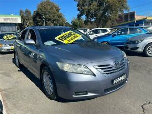 2007 Toyota Camry ACV40R Altise Grey 5 Speed Automatic Sedan Lidcombe Auburn Area Preview