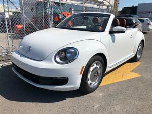 2016 Volkswagen Beetle Convertible Classic Automatic