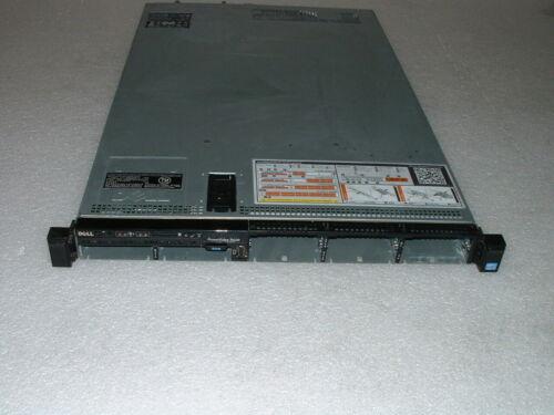 Dell Poweredge R620 8-Bay 2x E5-2650 2ghz 16-Cores / 128gb /  H710 / 2x 750w