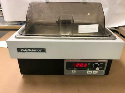 5l Digitally Controlled Thermostat Waterbath By Poly Science Works Well