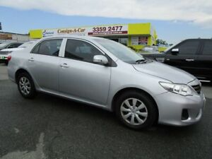 2010 Toyota Corolla ZRE152R MY10 Ascent Silver 4 Speed Automatic Sedan Kedron Brisbane North East Preview