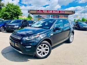 2016 Land Rover Discovery Sport HSEREARVIEW|PANOROOF|TURBOCHARGE