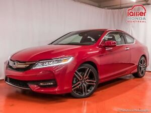 2017 honda accord v6 touring intrieur cuir bluetooth