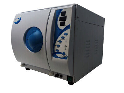 Benchmark Scientific Bioclave 16 Autoclave W16 Liter Capacity Ste-18a-16l
