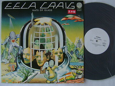PROMO WHITE LABEL/ EELA CRAIG HATS OF GLASS / JAPAN VERTIGO
