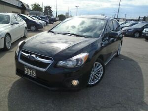 2013 Subaru Impreza 5dr HB/Limited Pkg NAVIGATION LEATHER NO ACC