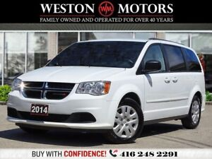 2014 Dodge Grand Caravan SXT*POWER GROUP*AUX*ACC FREE!!*