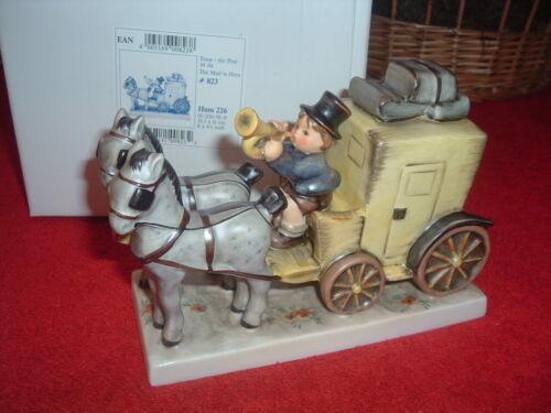HUMMEL  Mail Is Here, #226, TMK-7, NEW, Mint, w/Original Box