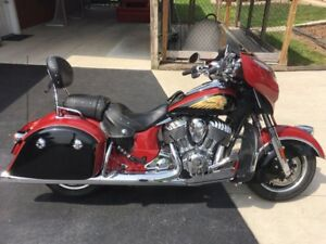 2015 Indian Chief  Cheiftain