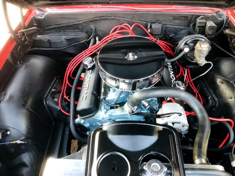 Image 24 Voiture Américaine de collection Pontiac GTO 1966