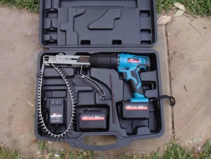 20V Screws Drill 2 batteries