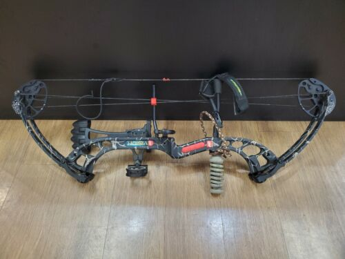 PSE Vision Skullworks Finish Right Handed Compound Bow