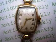 Vintage Art Deco Ladies Watch