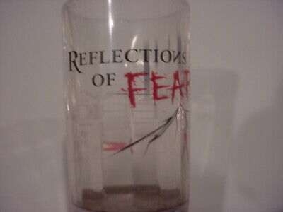 Universal's HALLOWEEN HORROR NIGHTS 2008 REFLECTIONS of FEAR lighted shot glass](Halloween Nights Of Horror)