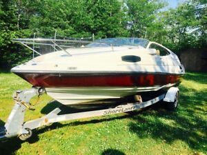 Regal 2150 lsc fast track hull