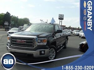 2014 GMC Sierra 1500 SLE Z71 ALL TERRAIN  5.3 L  HITCH
