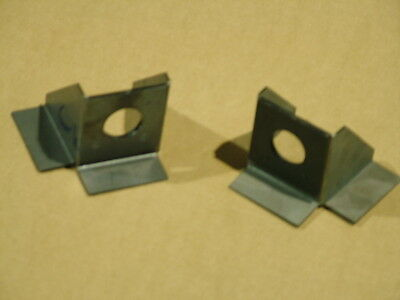 LAND ROVER DISCOVERY 1 INNER SILL BODY MOUNT BRACKETS - 2 PAIRS = 4 BRACKETS