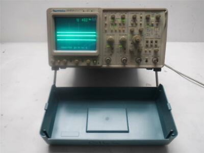 Tektronix 2445a Four 4-channel Oscilloscope Gpib Opt 5 And 10 Works 150 Mhz