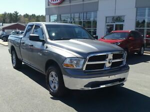 2010 Dodge Ram 1500 4x4. Quad cab. 4.8lt V8. All terrain tires.