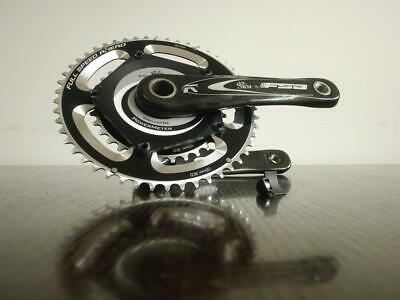 NEAR MINT SRM FSA K FORCE CHAINSET IN VERY GOOD CONDITION, 170 50/34 HARDLY USED segunda mano  Embacar hacia Spain