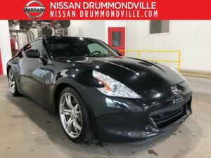 2011 Nissan 370Z TOURING SPORT - CUIR - BAS MILLAGE!