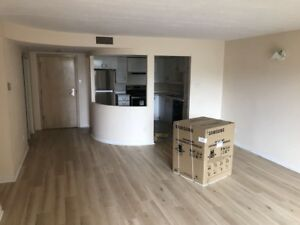 Condo near the bell center for rent!