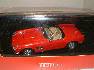 1/43 FERRARI 250 GT CALIFORNIA 1957, IXO