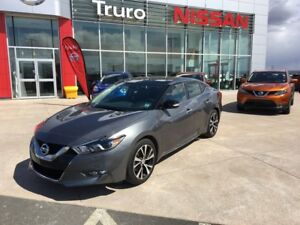 2017 Nissan Maxima SL  BRAND NEW LEFTOVER PRICED TO SELL
