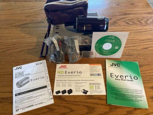 JVC Everio GZ-HM30VU Digital Camcorder w 64gb SD card
